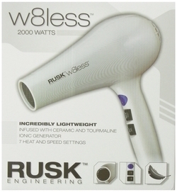 Rusk W8less Professional Hair Dryer