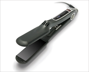 Turboion Croc Classic Titanium Wet To Dry Flat Iron