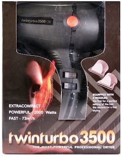Twinturbo 3500 Compact Professional Hair Dryer