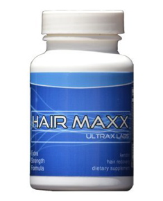 Hair Maxx DHT Blocking Hair Growth Vitamins