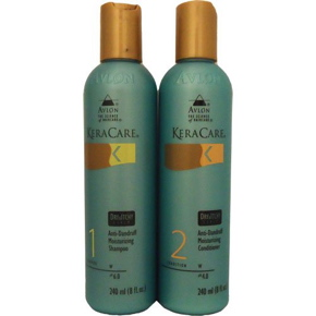 Avlon Keracare Dry and Itchy Scalp Shampoo and conditioner