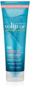 John Frieda Luxurious Volume Touchably Soft Shampoo