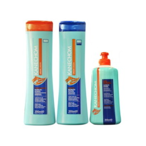 Kanechom argan shampoo and conditioner