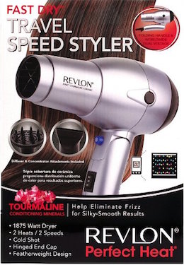 Revlon RVDR5001 1875 Watt Ionic Ceramic Dryer