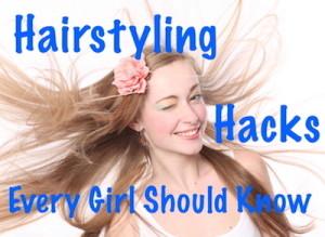 11 hairstyling hacks