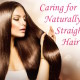 hair care 101 caring for naturally straight hair