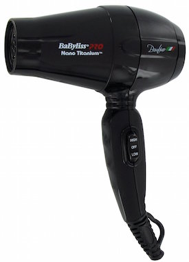 Babyliss bambino nano titanium ultra lightweight hair dryer