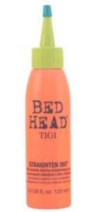 TIGI Bed Head Straighten Out Humidity Defying Straightening Cream